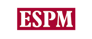 Logo da ESPM, apoiadora do evento
