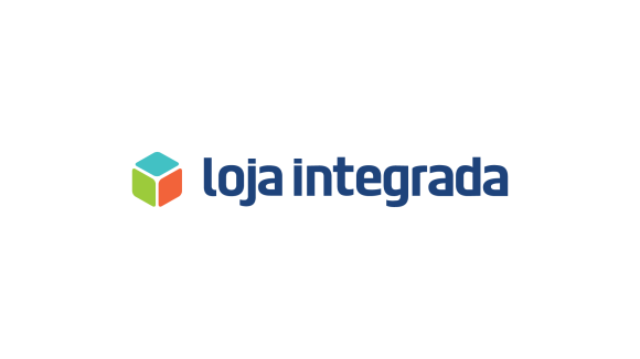 Logo da Loja Integrada patrocinadora do evento
