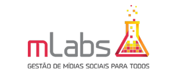 logo da mLabs, patrocinador principal do evento
